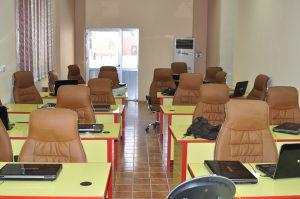 قاعة قسم علوم الحاسوب